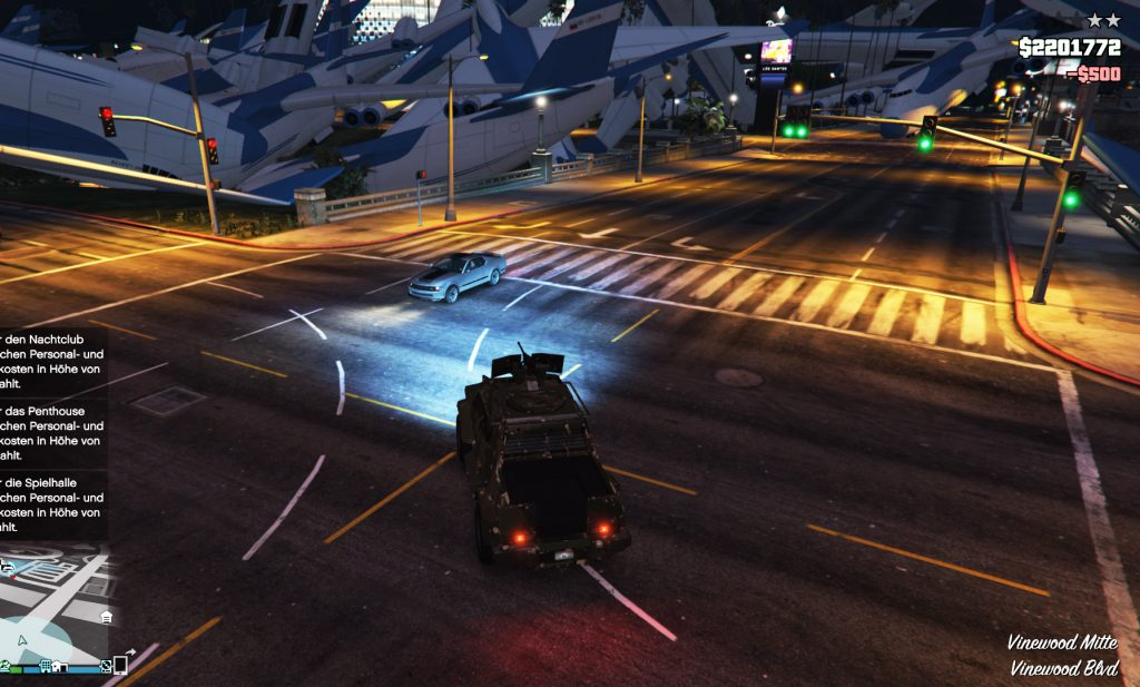GTA Online Flugzeuge Moddern Spawns