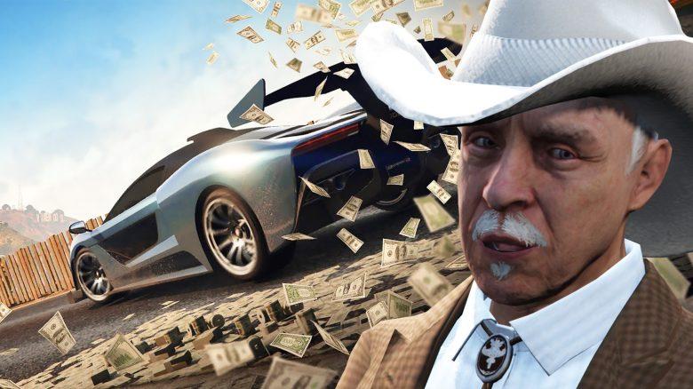 GTA Online Forza Titel