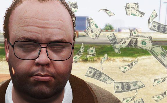 GTA Online Lester Geld Genervt Traurig Titel