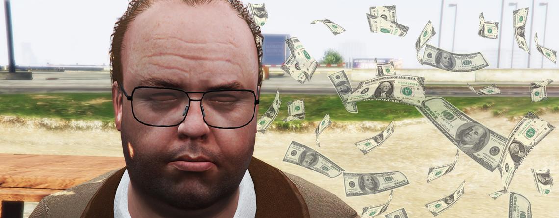 Spieler in GTA Online freuten sich über genialen Geld-Bonus, aber nur ganz kurz