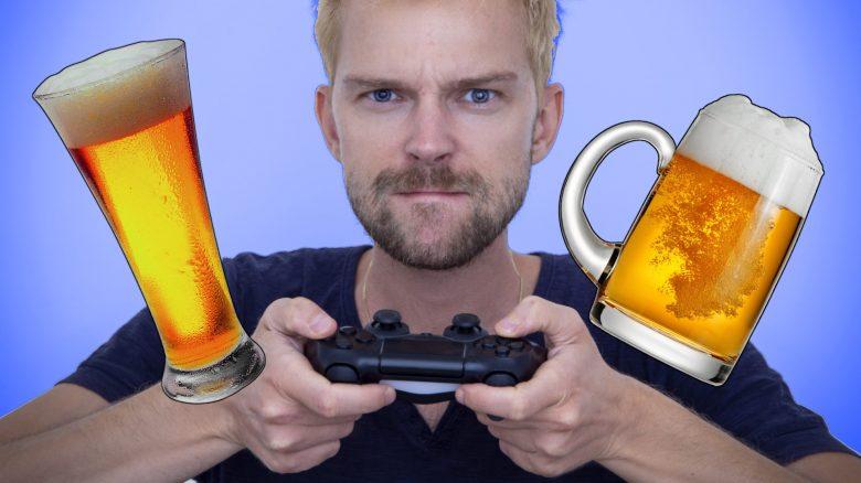 Wie verbreitet ist es eigentlich, beim Gaming ein Bier zu trinken? Studie gibt Auskunft