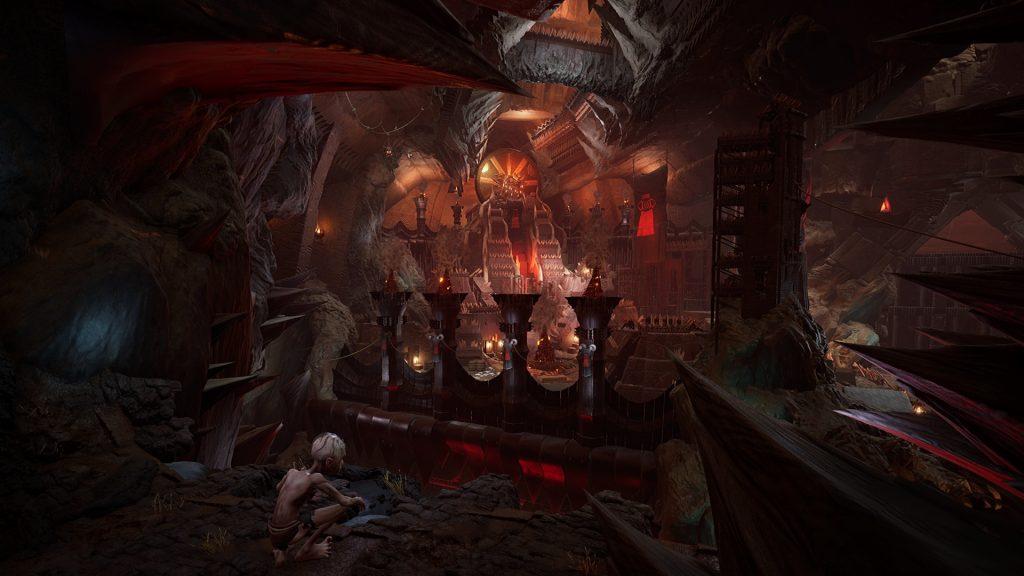 Herr der Ringe: Gollum - Vorschau bei der GameStar