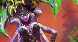 Hearthstone Priestess of Fury titel title 1140x445