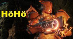 Spieler setzt Witz aus Destiny 2 in die Tat um: Macht aus Waffe einen Toaster