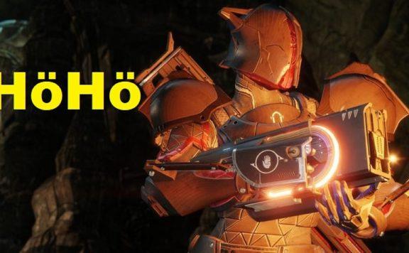 Jötunn Jotunn Toaster Witz Titel Destiny 2