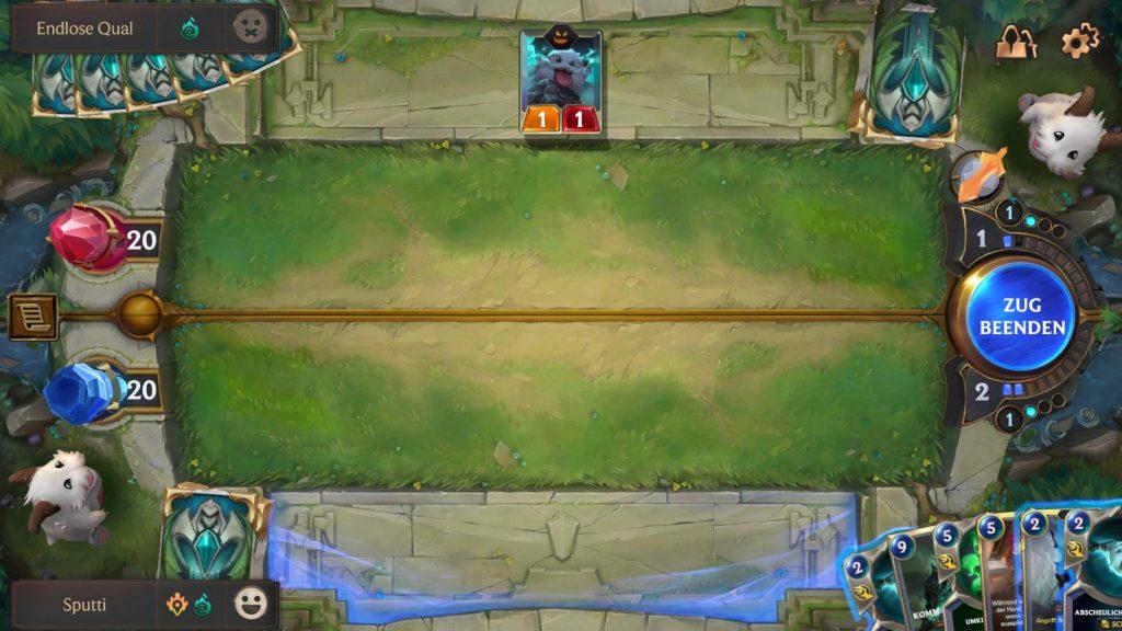 Legends of Runeterra Mobile Screenshot