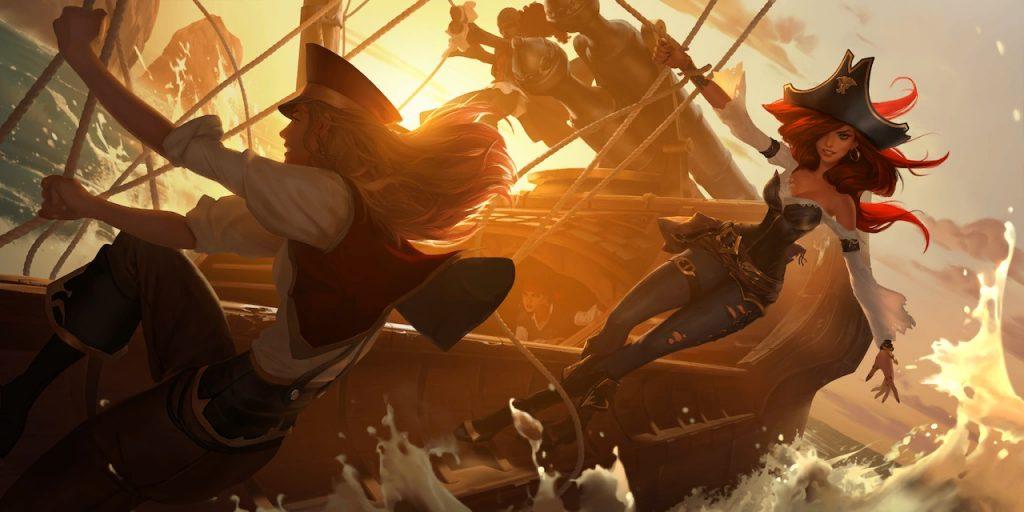 Legends of Runeterra Rising Tides