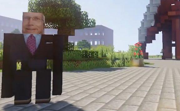Minecraft RIT Iron Golem title 1140x445