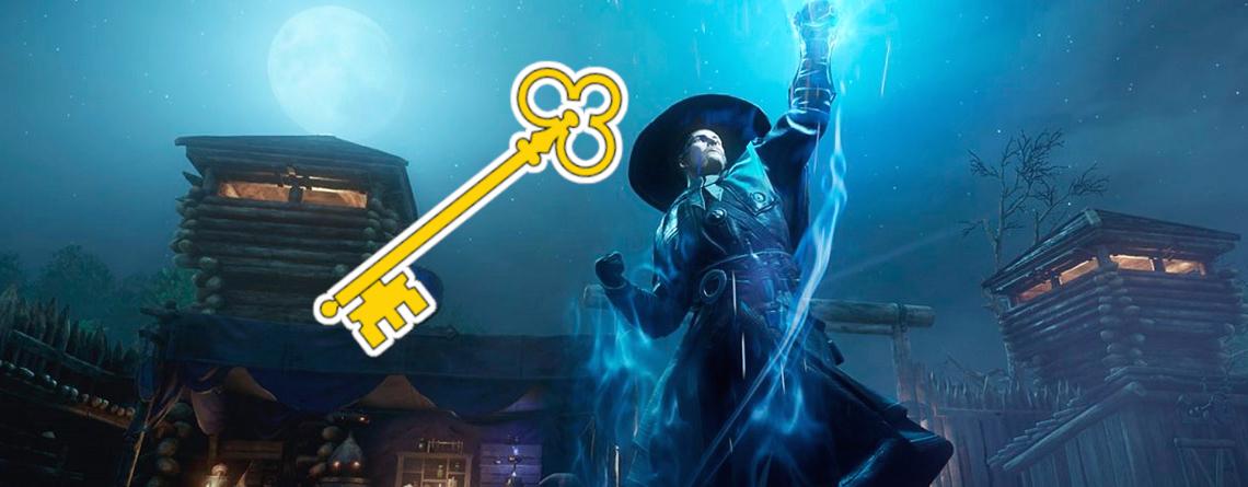 New World: So kommt ihr an einen Alpha-Key zum neuen MMO und spielt los