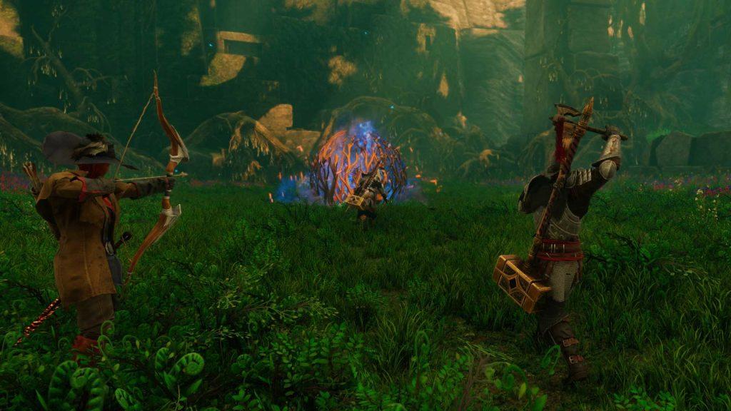 New World Arena Screenshot