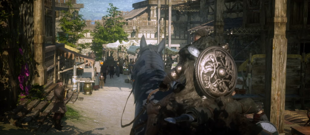 Odin Valhalla Rising Stadt