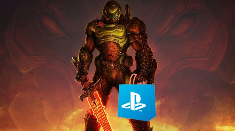 PS Store Doom Eternal AdW