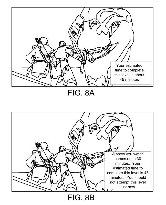 PS5 Spieldauer Patent