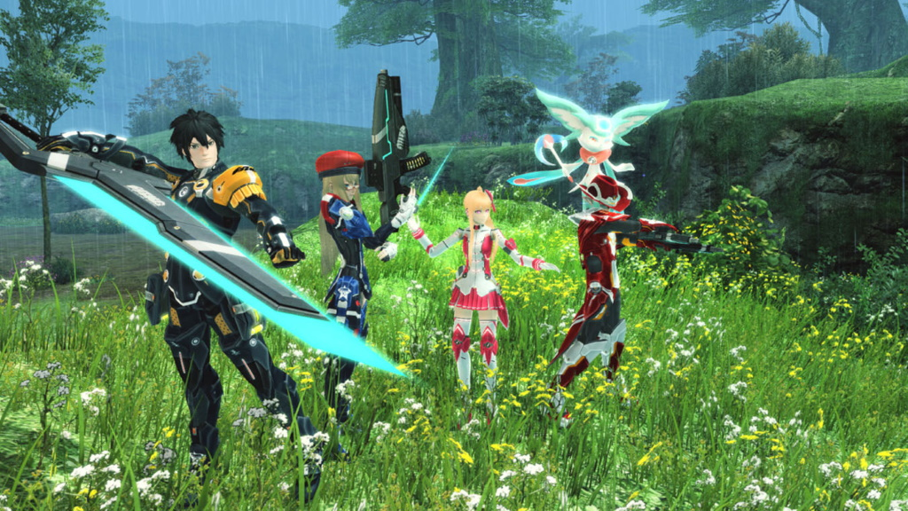 Phantasy Star Online 2 Screenshot neu