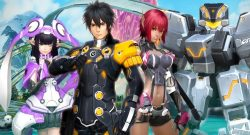 Phantasy Star Online 2 auf Steam gestartet – Das sagen Spielerzahlen und Reviews