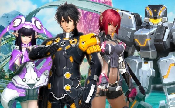 Phantasy Star Online 2 neues Titelbild