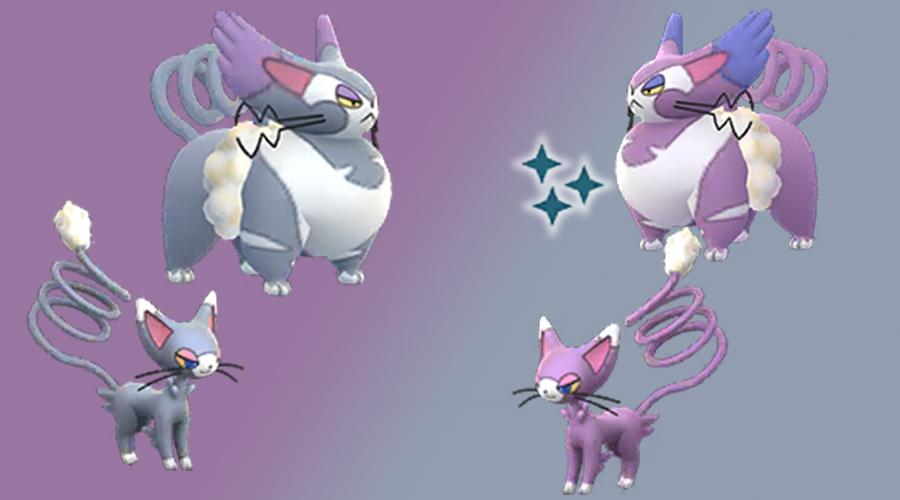 Pokémon GO Charmian Shiny