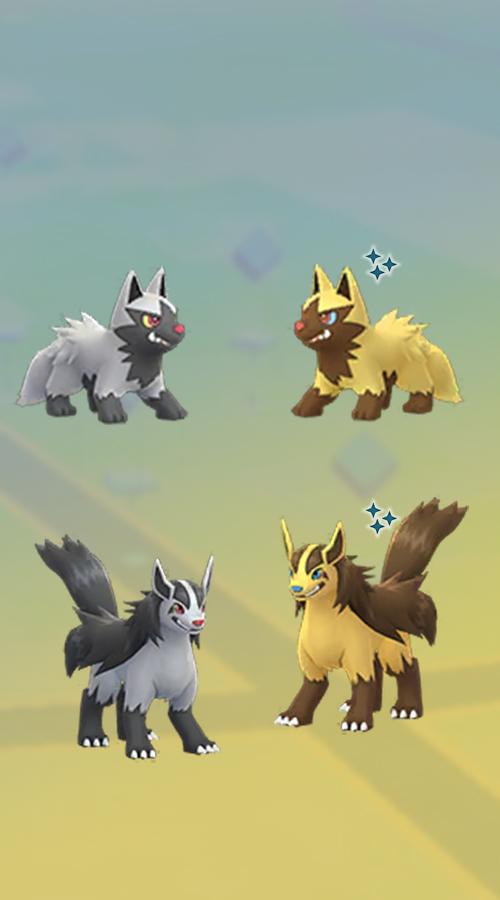 Pokémon GO Fiffyen Magnayen Shiny