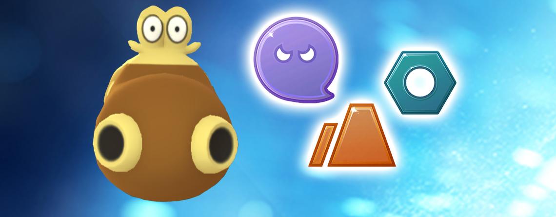 Pokémon GO: Geist-, Boden- und Stahl-Pokémon finden – So geht's