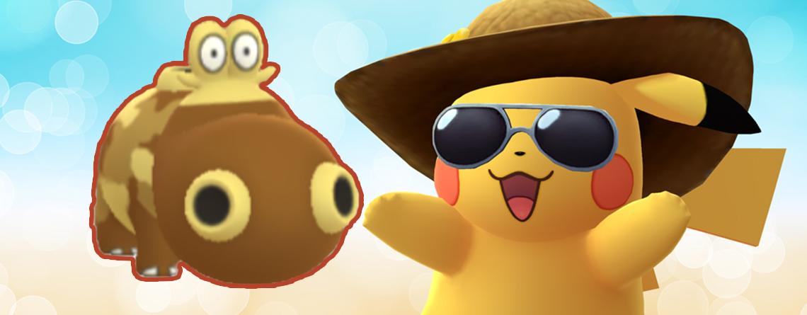 Pokémon GO hilft euch jetzt beim Finden von Boden-Pokémon