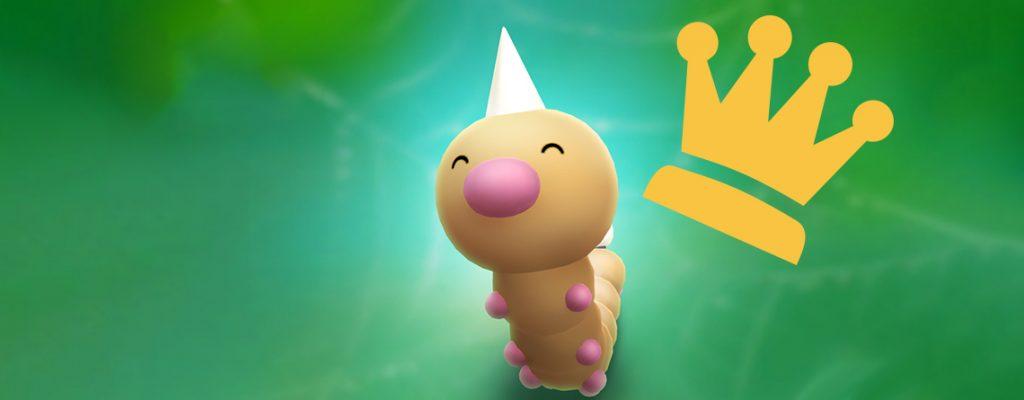 Pokémon GO Hornliu Titel