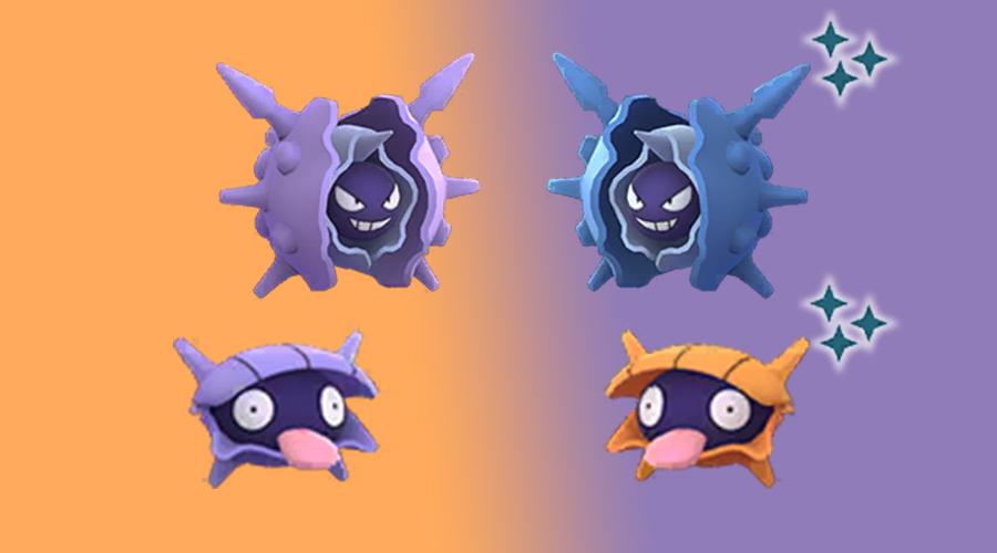Pokémon GO Muschas Austos Shiny