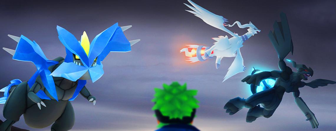 Pokémon GO bringt 3 neue Legendäre – und die sind richtig stark