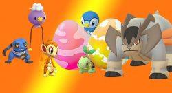 Pokémon GO Sinnoh Event titel