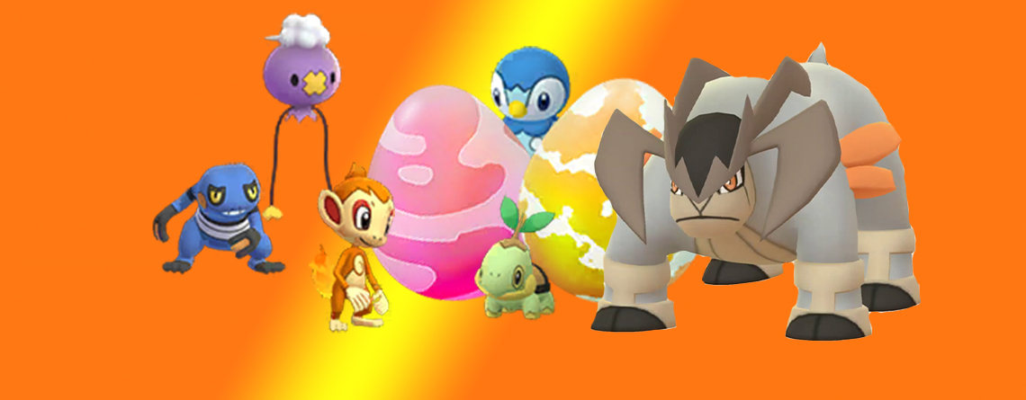 Pokémon GO: Sinnoh Event bringt 7 Quests, Shinys und neue Raid-Bosse