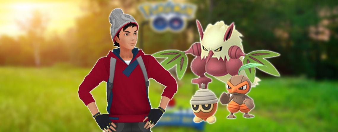 Pokémon GO: Für Shiny-Jäger war der Community Day mit Samurzel perfekt