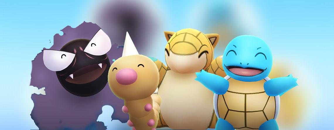 Pokémon GO: Community Day Voting ist zur Hälfte rum – Diese 2 Monster liegen vorne