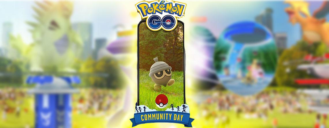 Pokémon GO bringt Community Day im Mai mit Samurzel und diesen Boni