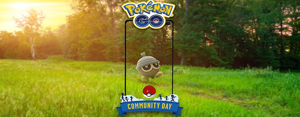 Pokémon GO: So nutzt ihr den Community Day mit Samurzel am besten aus