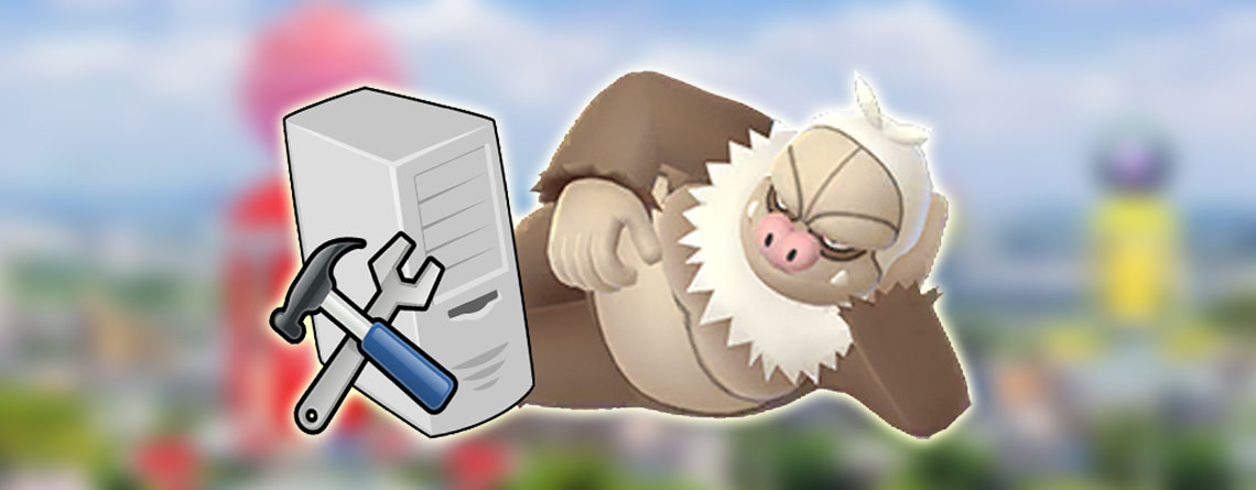 Pokémon GO kündigt 7 Stunden Server-Wartung an – Spieler rätseln