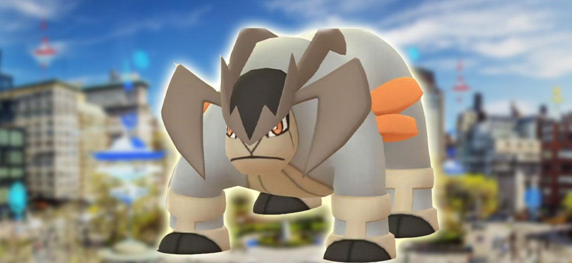 Pokémon GO: Fern-Raid-Stunde heute mit Terrakium – Das müsst ihr wissen