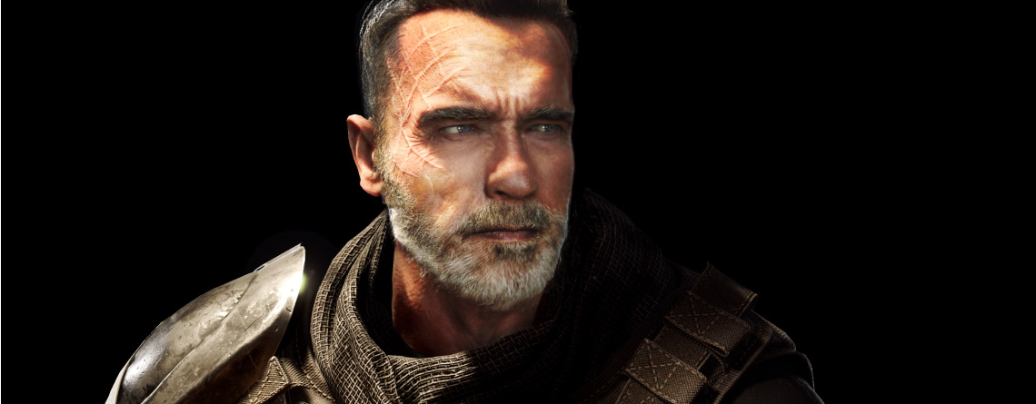 "Schwarzenegger bekämpft bald den Predator auf PS4: ""Get to da Choppa"""