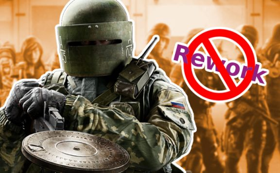 RAinbow Six Siege Tachanka no rework titel