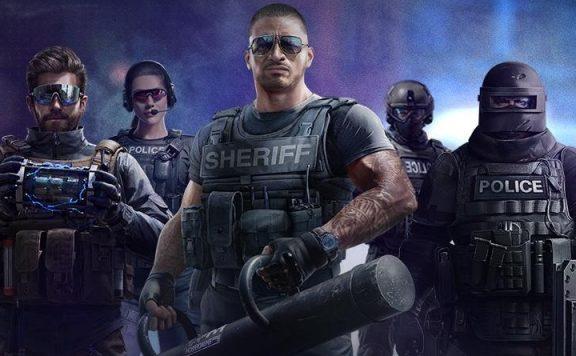 Rainbow Six Siege Area F2 Operator Titel