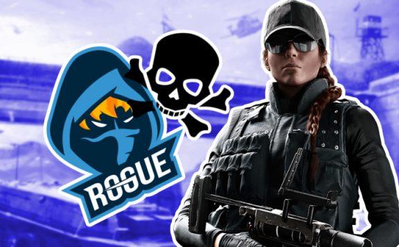 Rianbow Six GSA Rogue tot ash titel