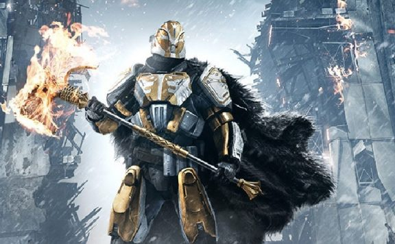 Rise of Iron Eiserner Lord Saladin Titel Destiny