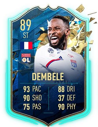 FIFA 20 TOTSSF Dembele