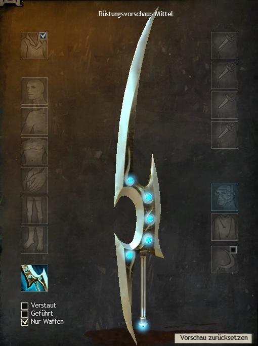 Tengu Grißschwert