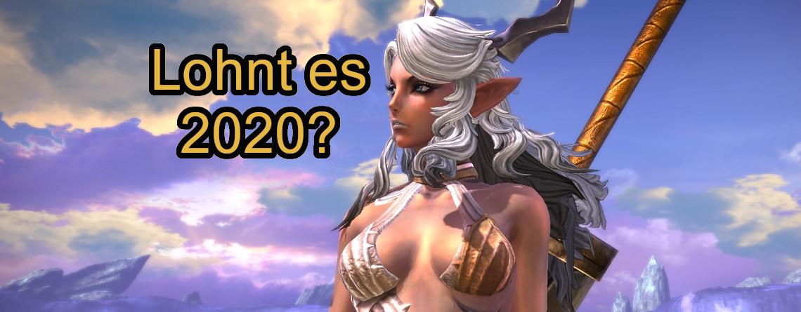 Action-MMORPG TERA bringt 2020 plötzlich 3 große Updates – Lohnt es wieder?