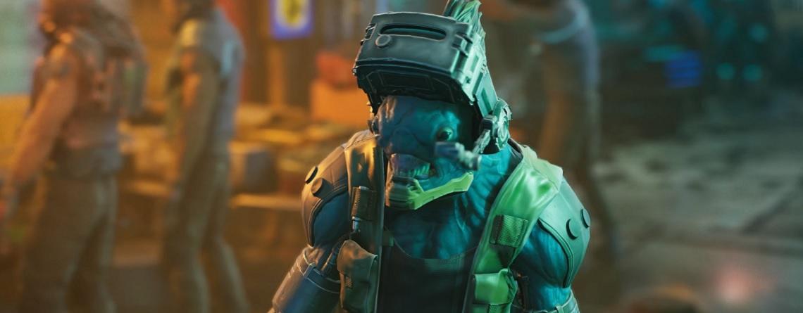 Neues Action-RPG für Xbox Series X mischt Cyberpunk mit Diablo-Gameplay