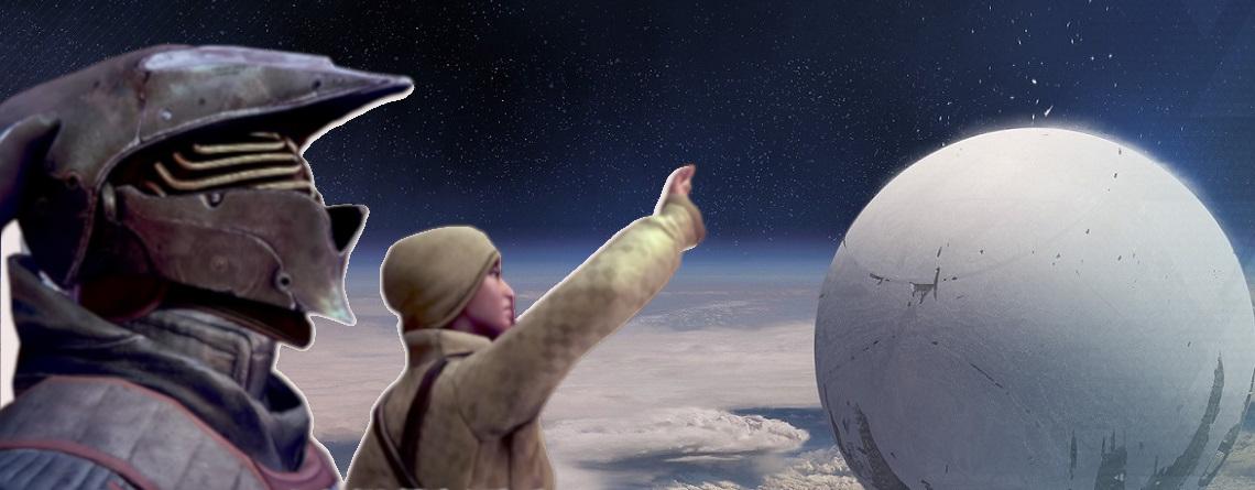 Destiny 2 erzählt seine Story jetzt im Himmel weiter – Habt Ihr es bemerkt?