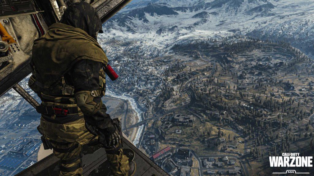 Titelbild Call of Duty Warzone