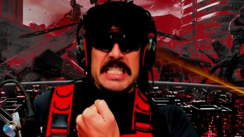 Twitch: DrDisrespect testet Aim Assist in CoD Warzone – Begeistert mit blindem Kill