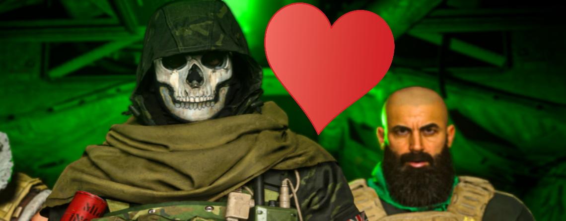 2 Fremde schließen in CoD Warzone Freundschaft, doch am Ende muss einer sterben