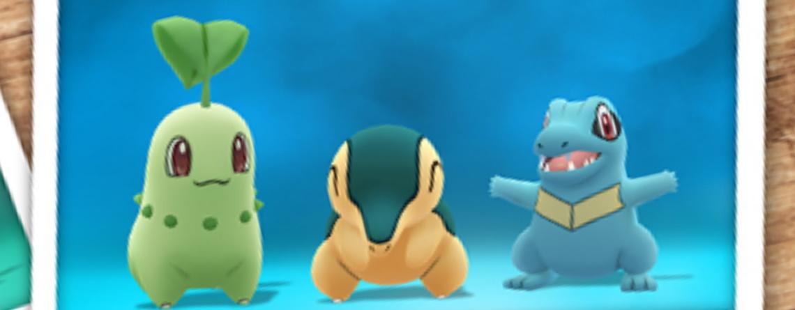 Pokémon GO: Heute startet das große Johto-Event – Das müsst ihr wissen
