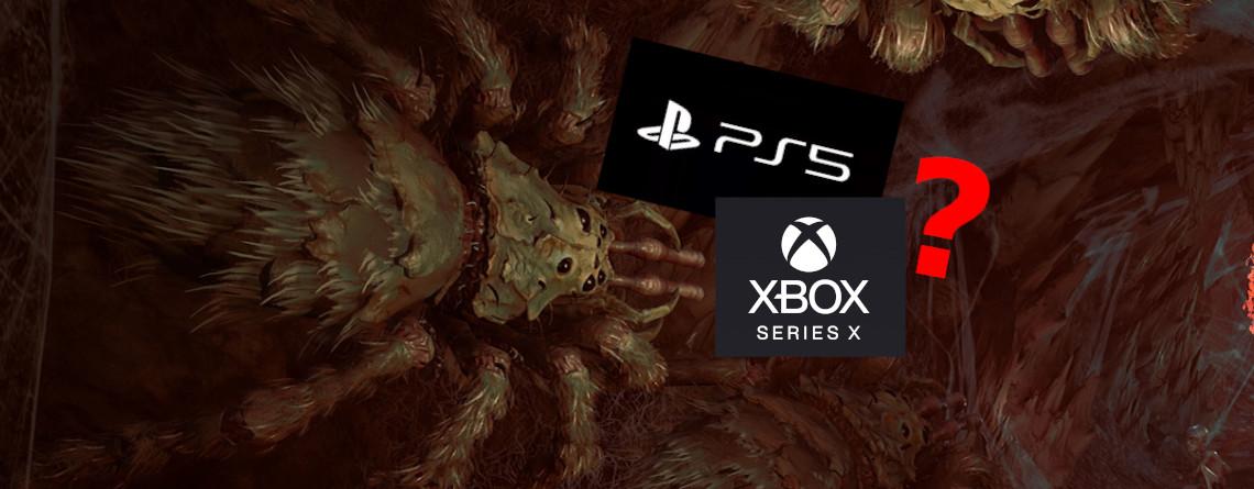 Titelbild Herr der Ringe: Gollum auf PS5 und Xbox Series X
